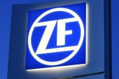 ZF Logo at CCM Garage Accredited ZF Technicians